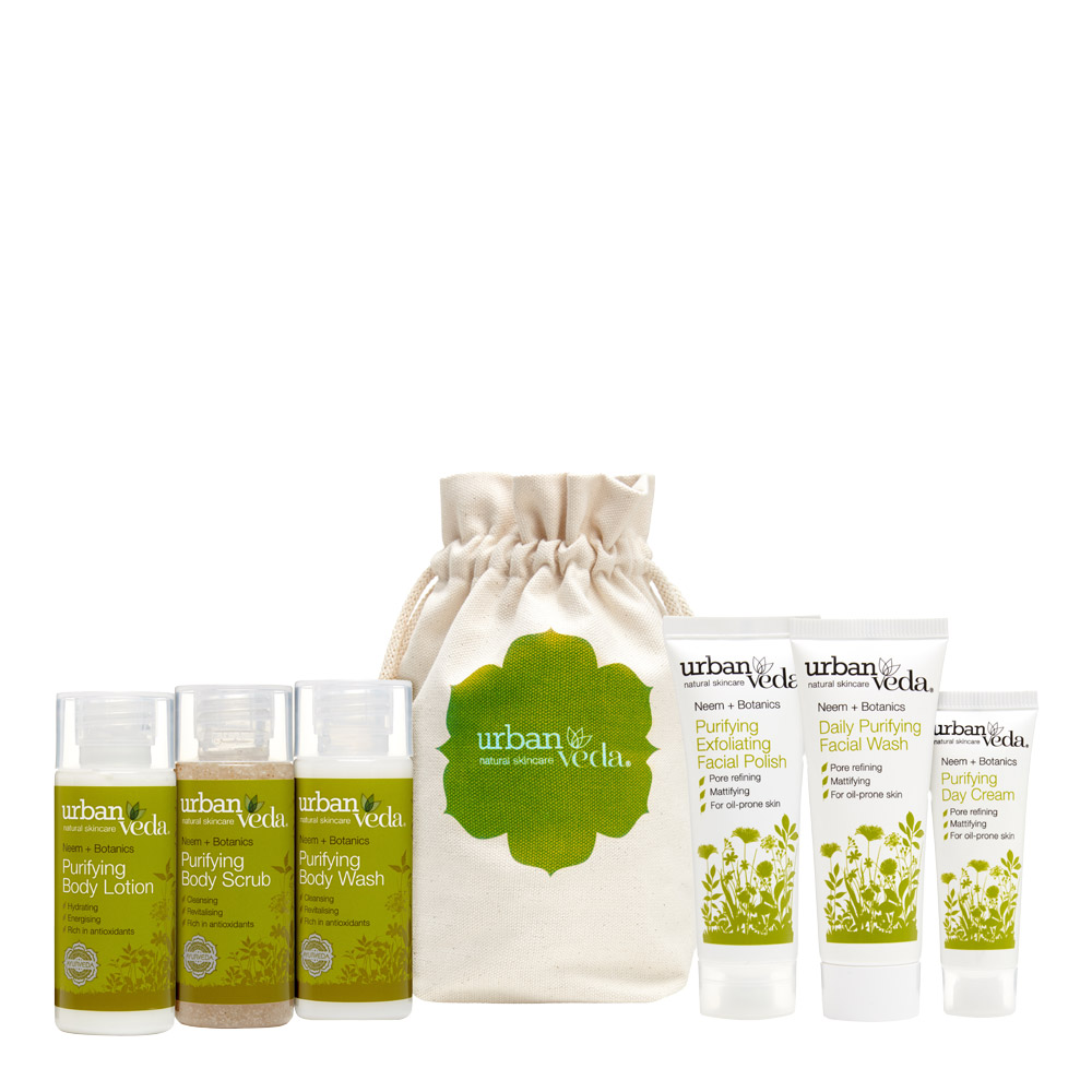 Urban Veda discovery gift set