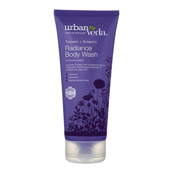 Urban Veda Radiance Body Wash