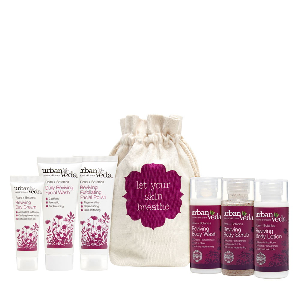Urban Veda complete discovery gift set