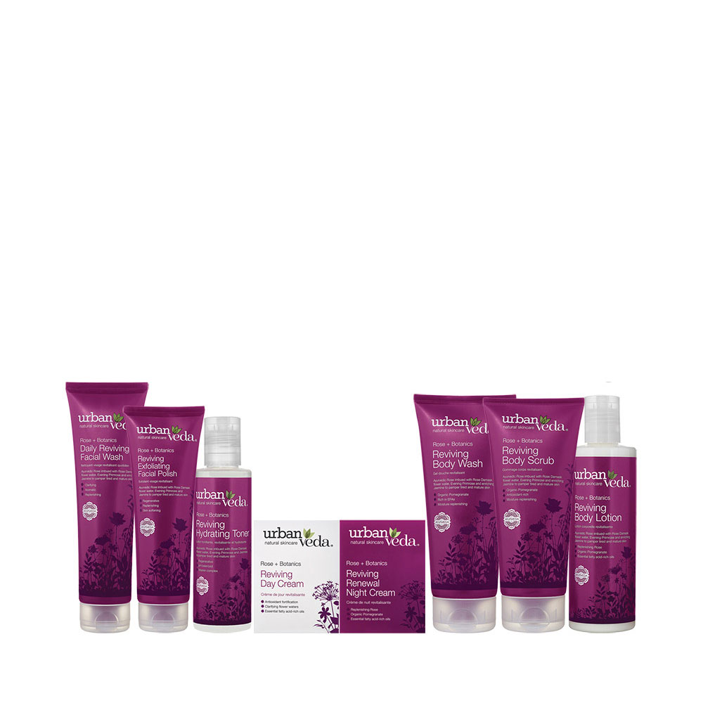 Urban Veda reviving gift set