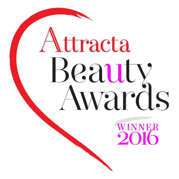 Attracta beauty award Urban Veda