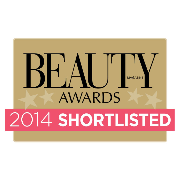 Beauty award 2014 shortlisted Urban Veda