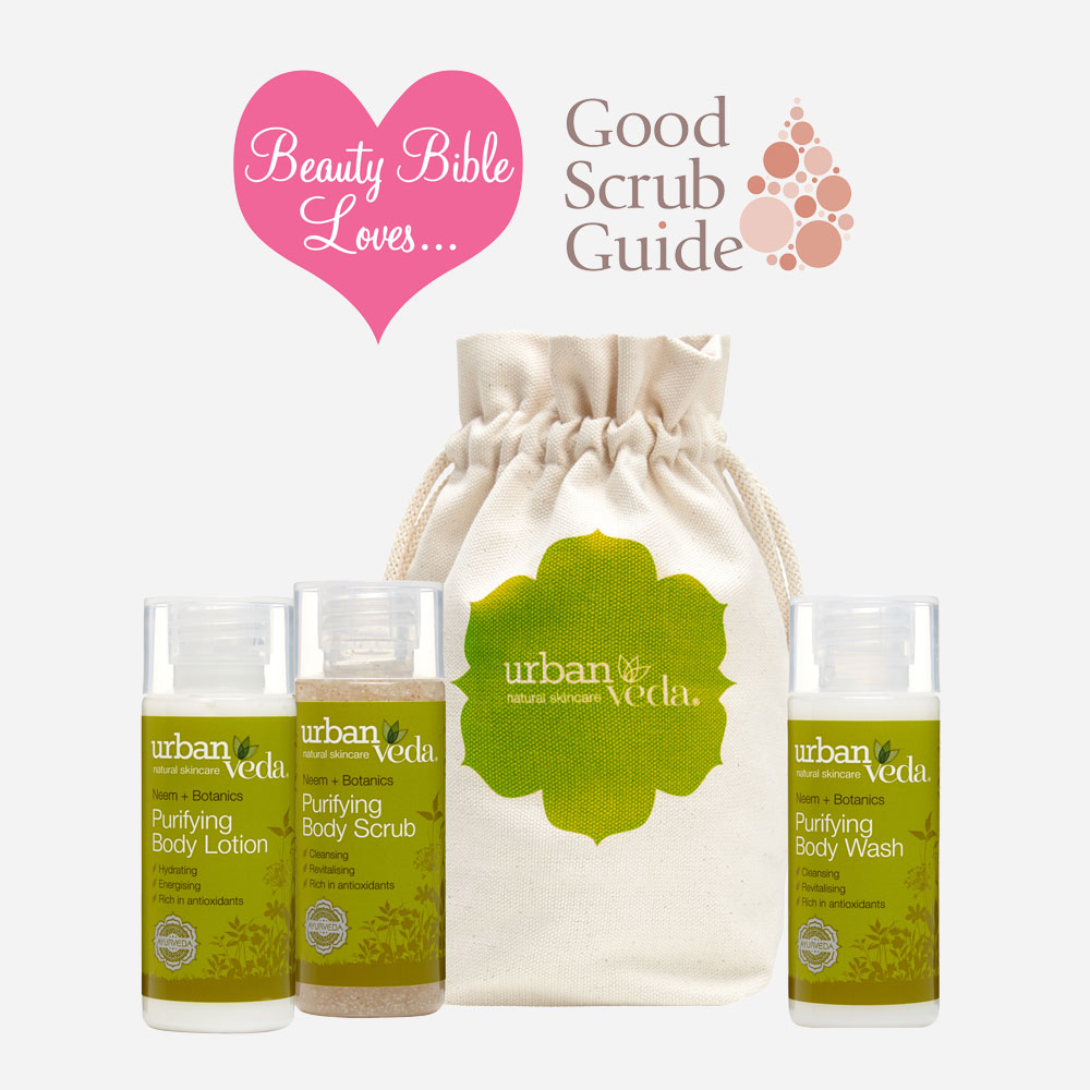 Purifying Body Deluxe Travel Set