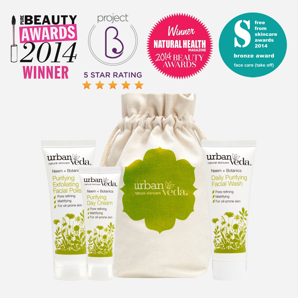 Purifying Facial Treat Size Set