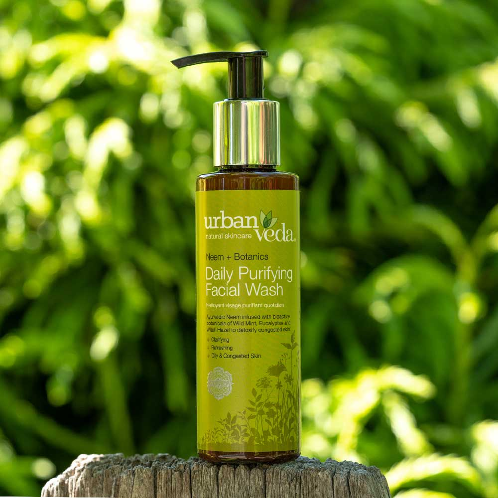 Image of Urban Veda Purifying Facial Wash