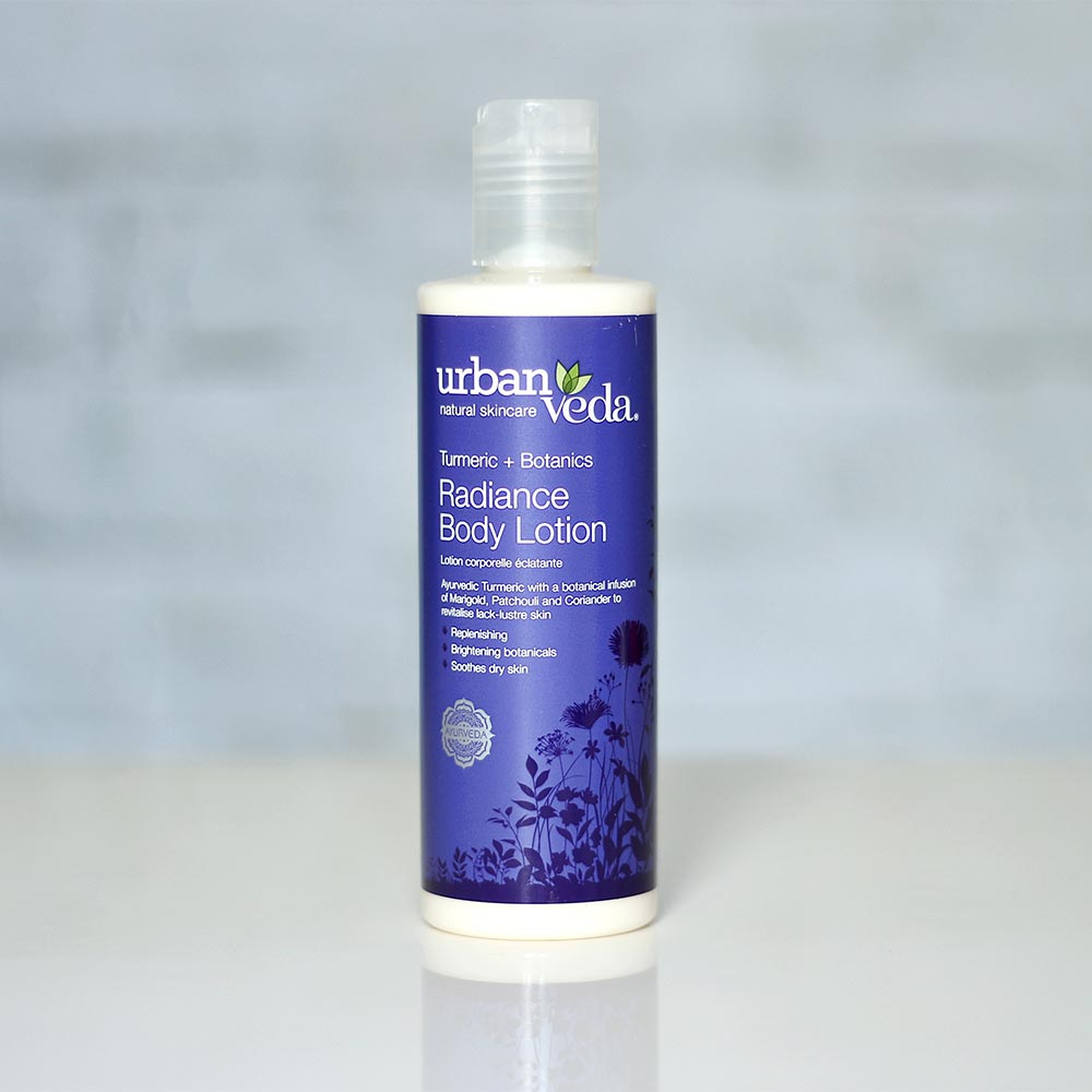 Image of Urban Veda Radiance Body Lotion