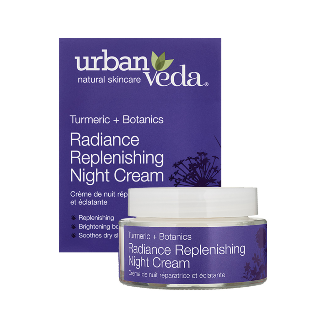 Urban Veda Radiance Replenishing Night Cream
