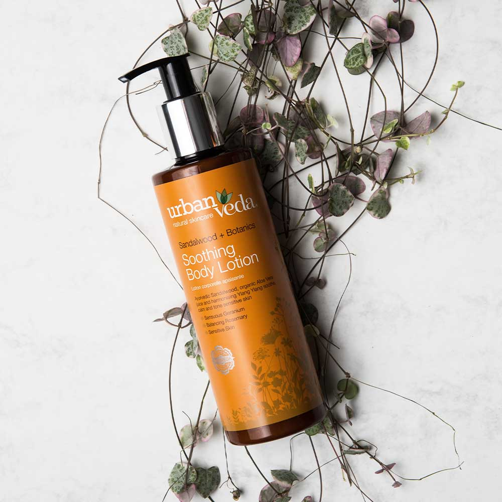 Image of Urban Veda Soothing Body Lotion