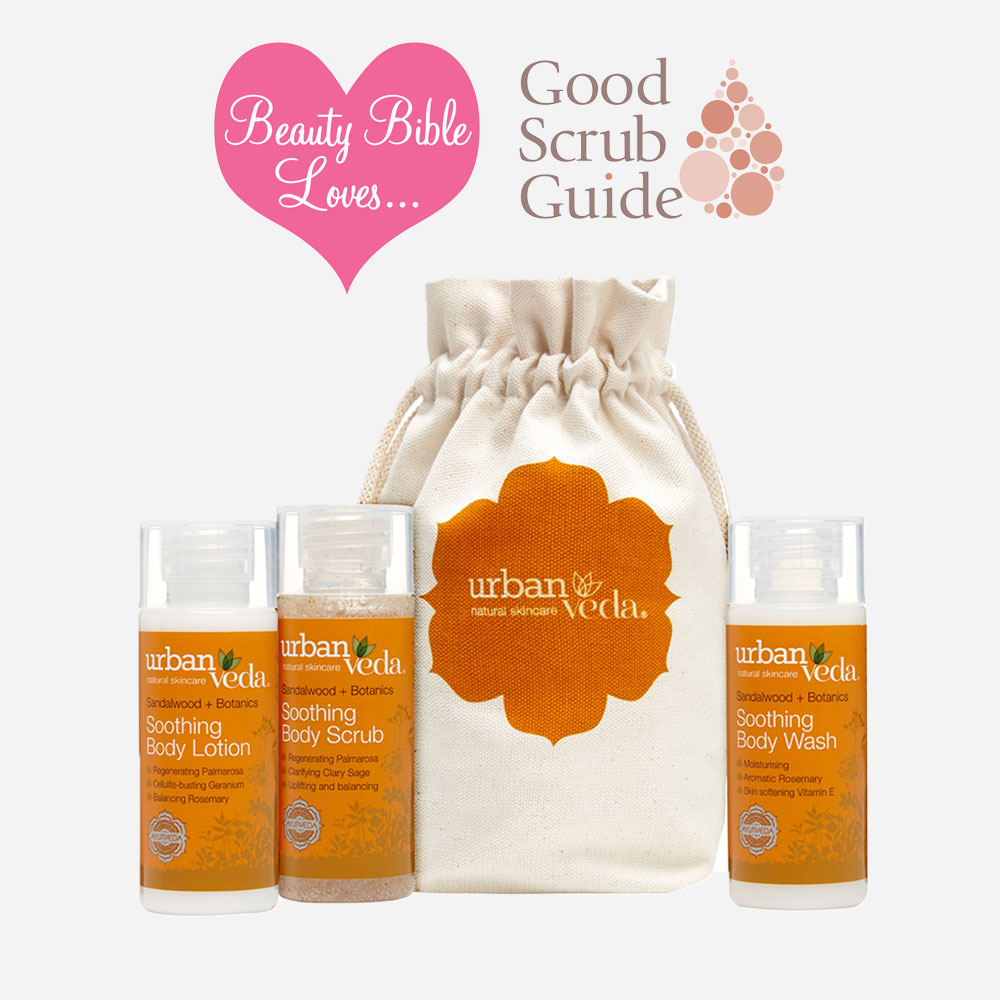 Soothing Body Deluxe Travel Set