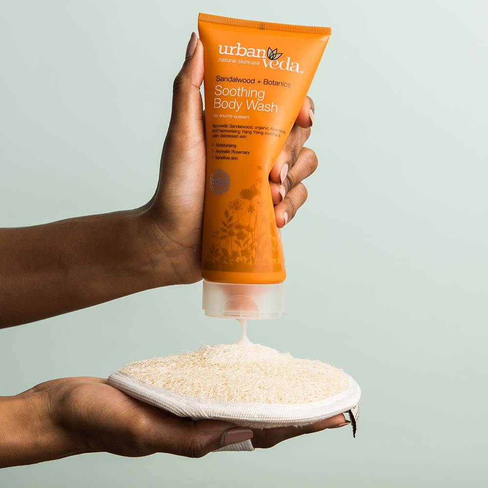 Image of Urban Veda Soothing Body Wash 2