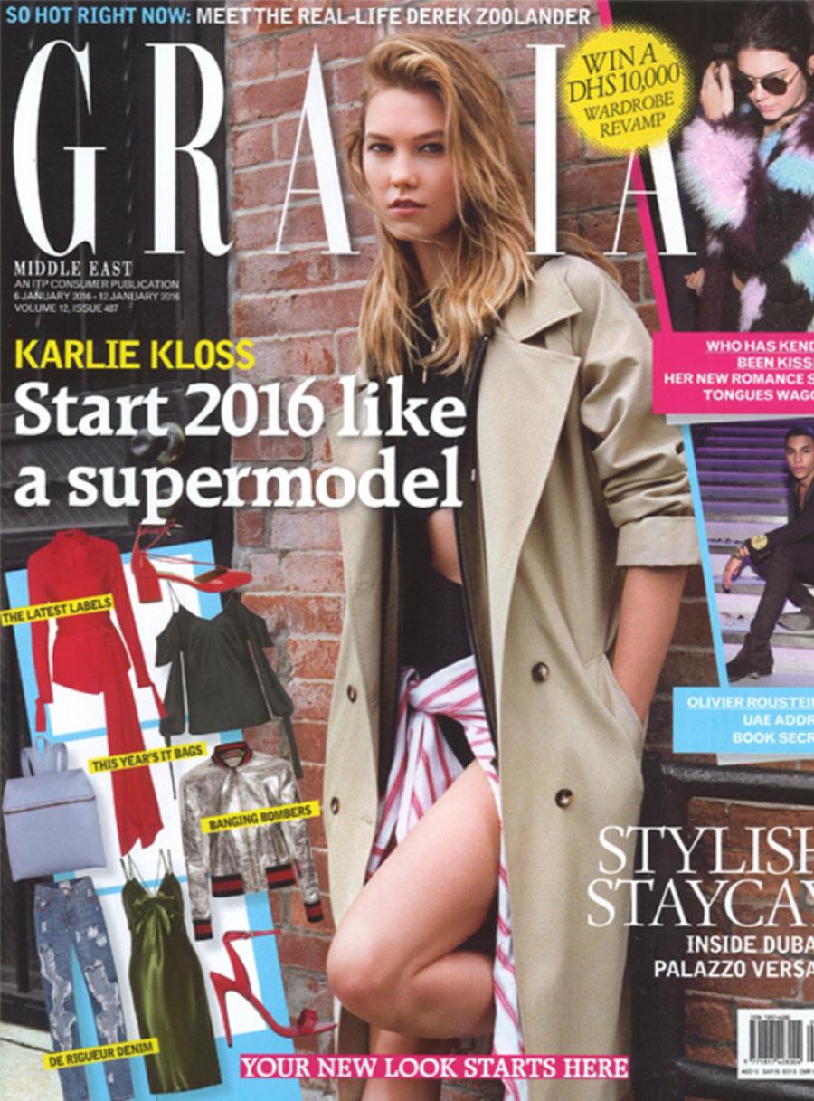 grazia magazine skincare