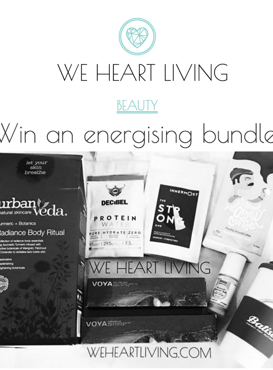 We heart living urban veda