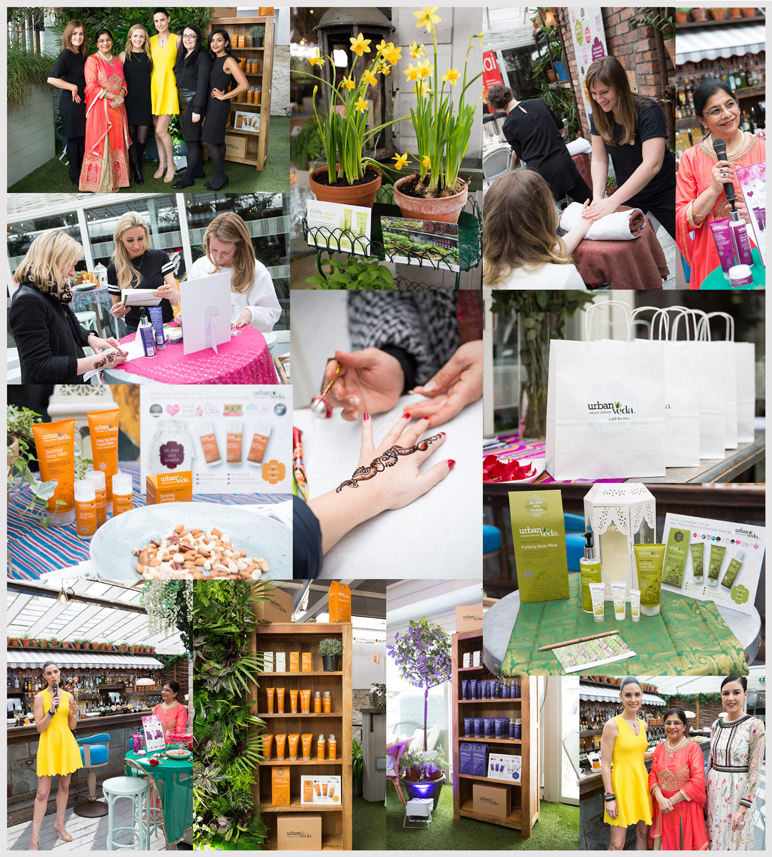 Urban Veda Ireland launch party