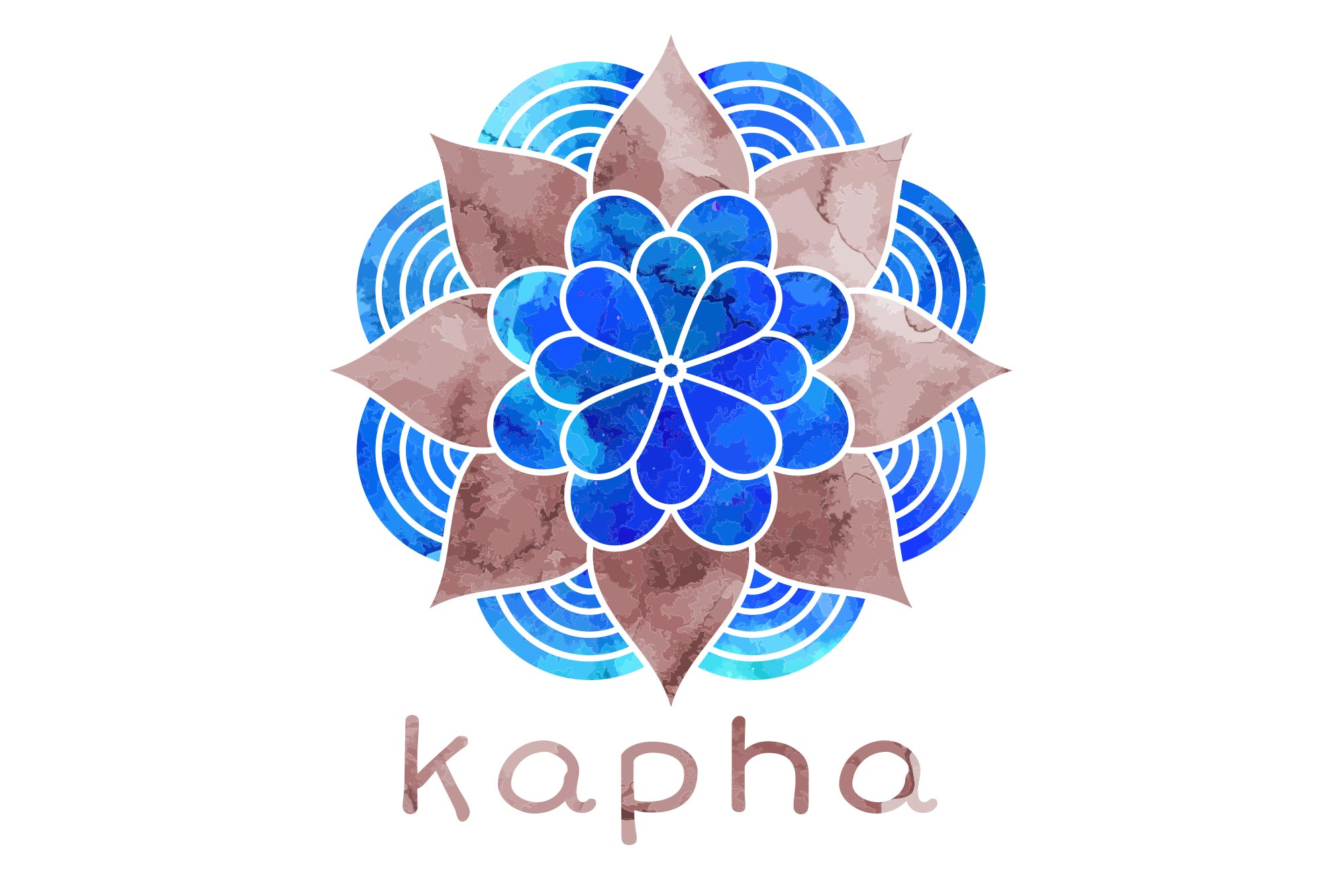 Kapha dosha symbol