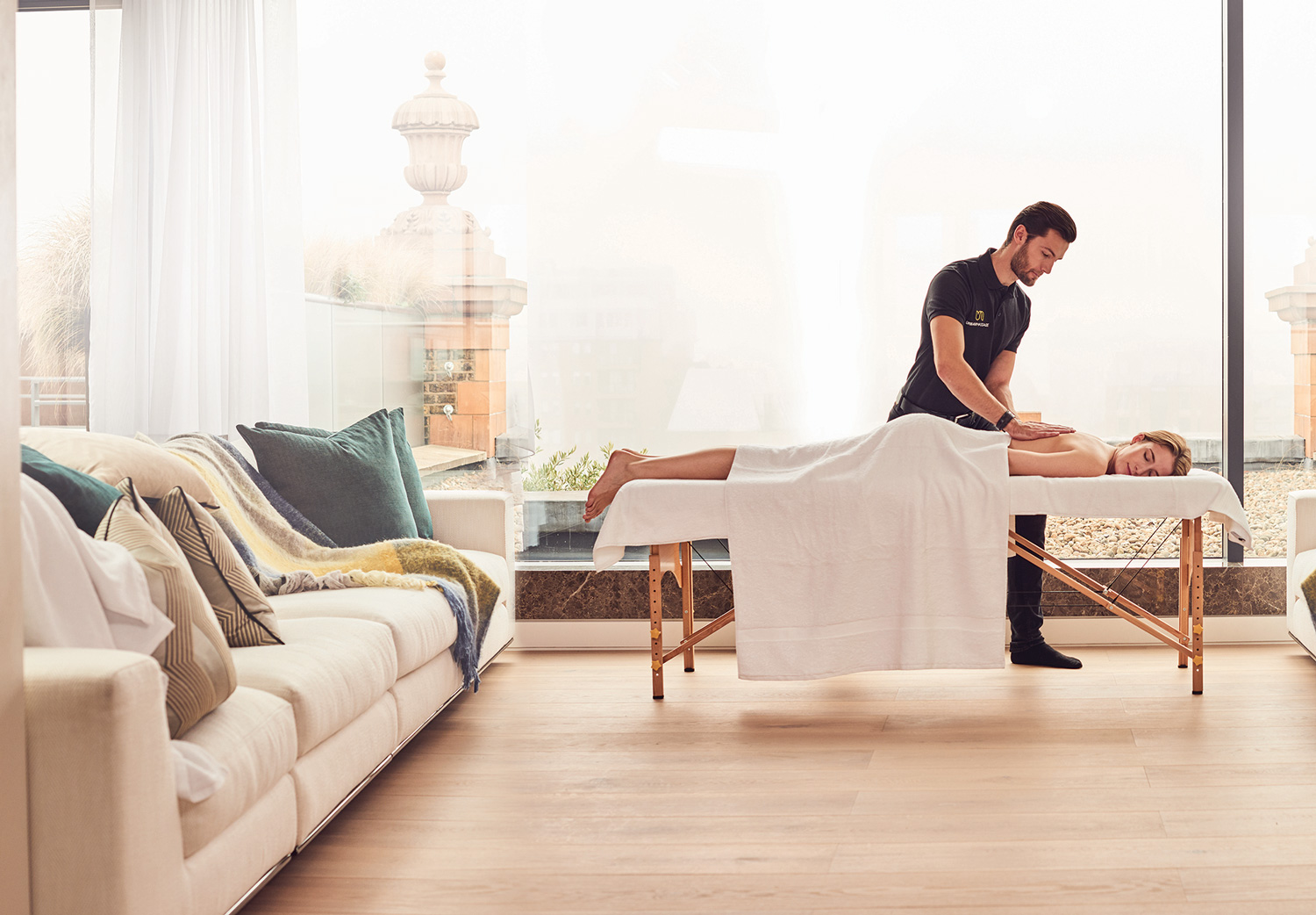 Urban Massage Ayurvedic Massage
