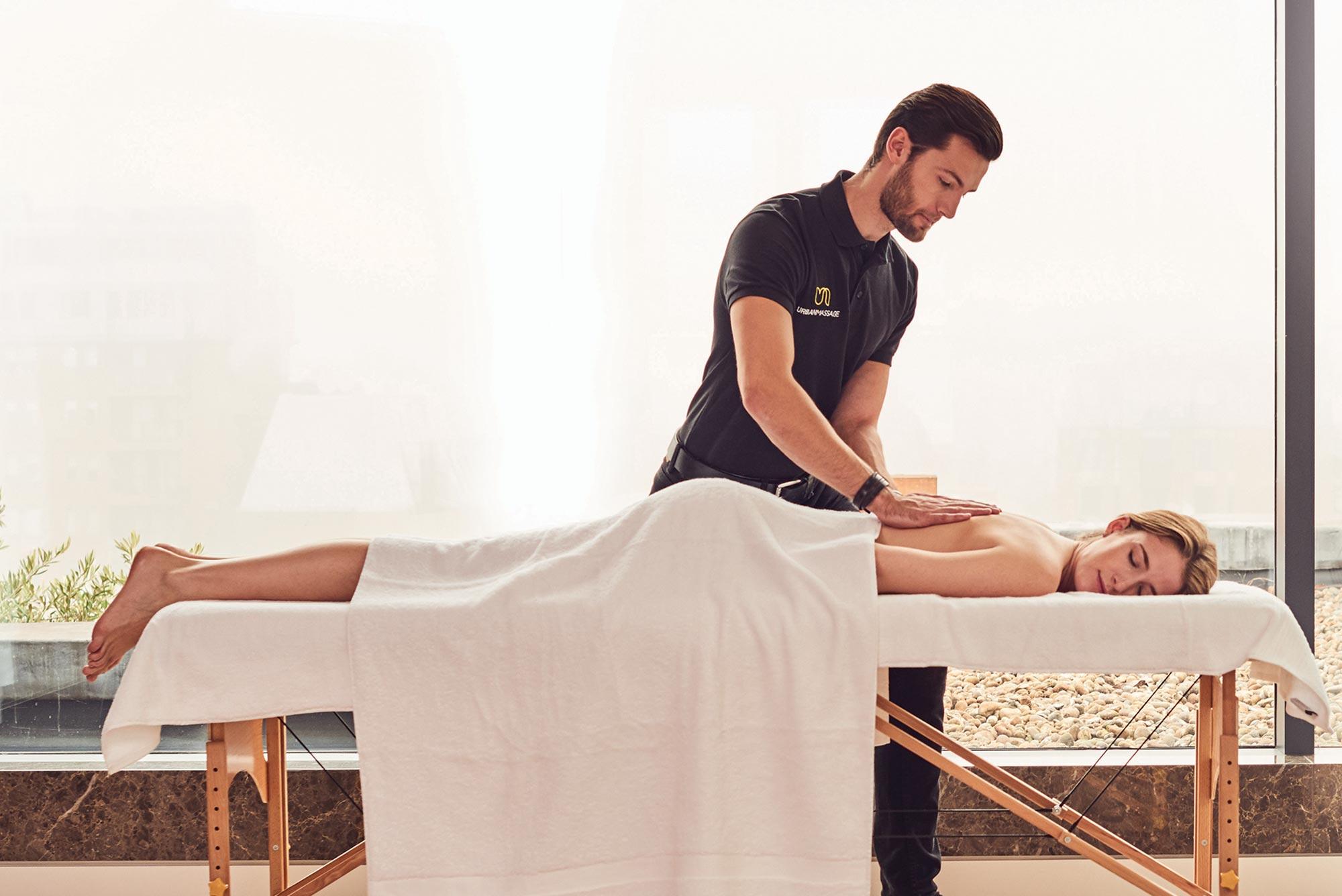Urban Massage Ayurvedic Massage