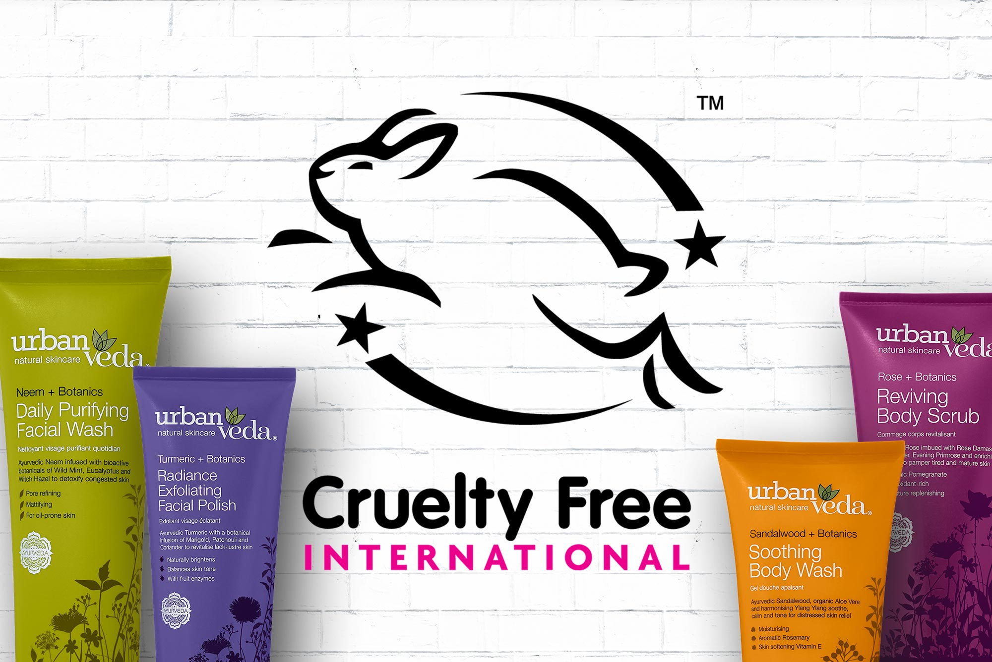 cruelty free international leaping bunny skincare