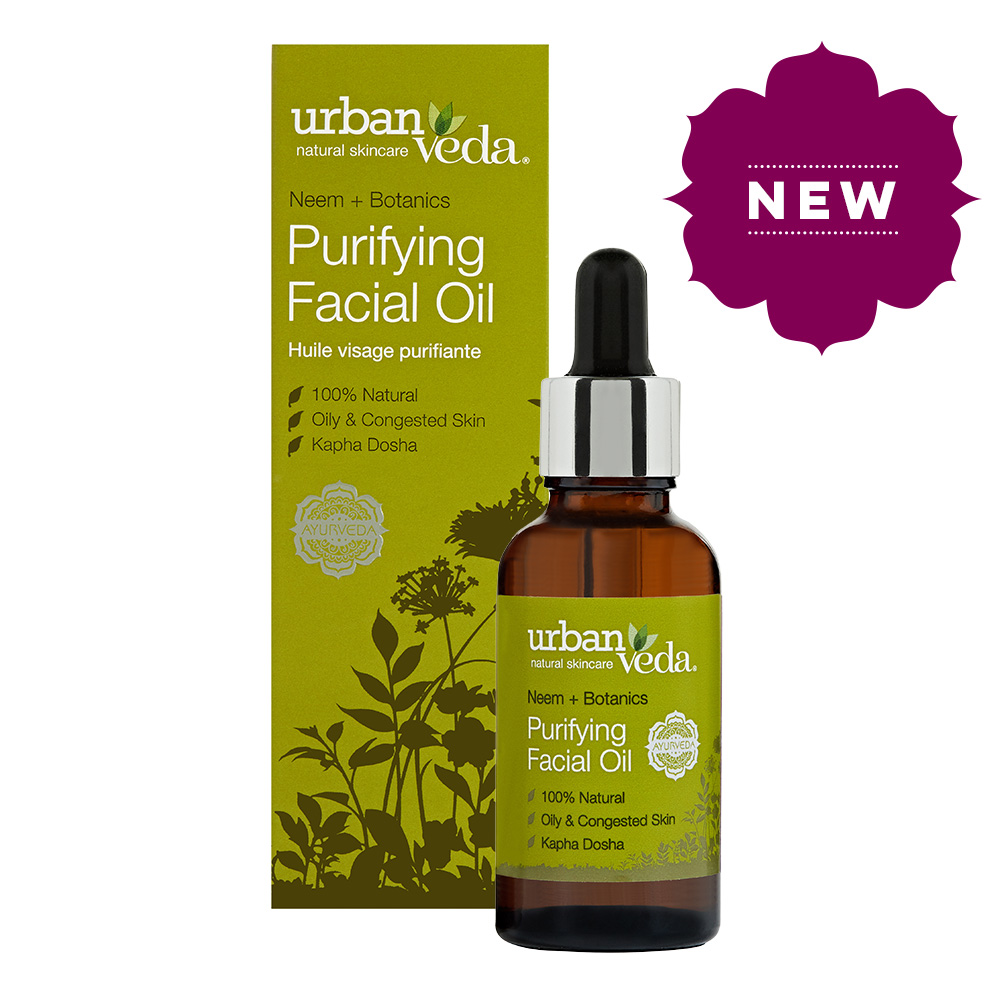 Urban Veda Purifying Facial Oil