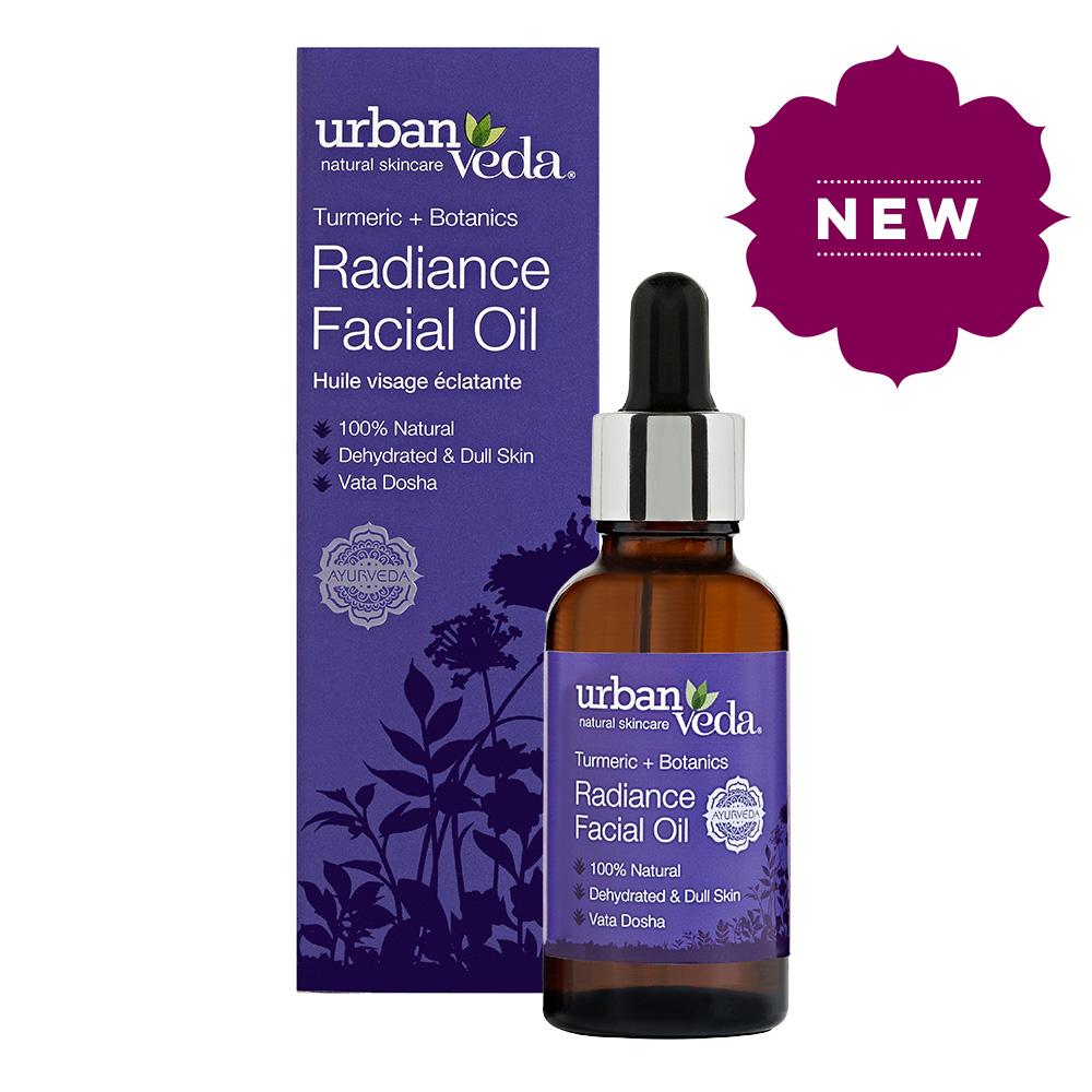Urban Veda Radiance Facial Oil