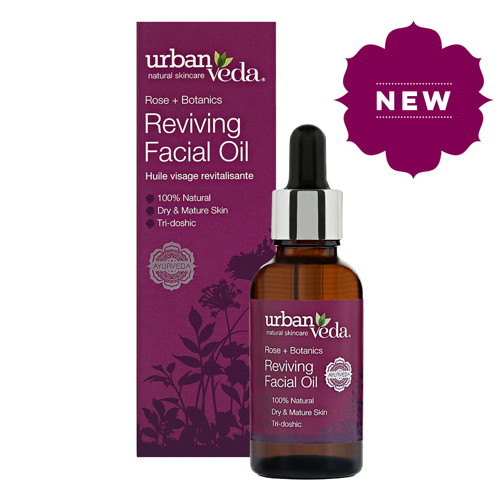 Urban Veda Reviving Facial Oil