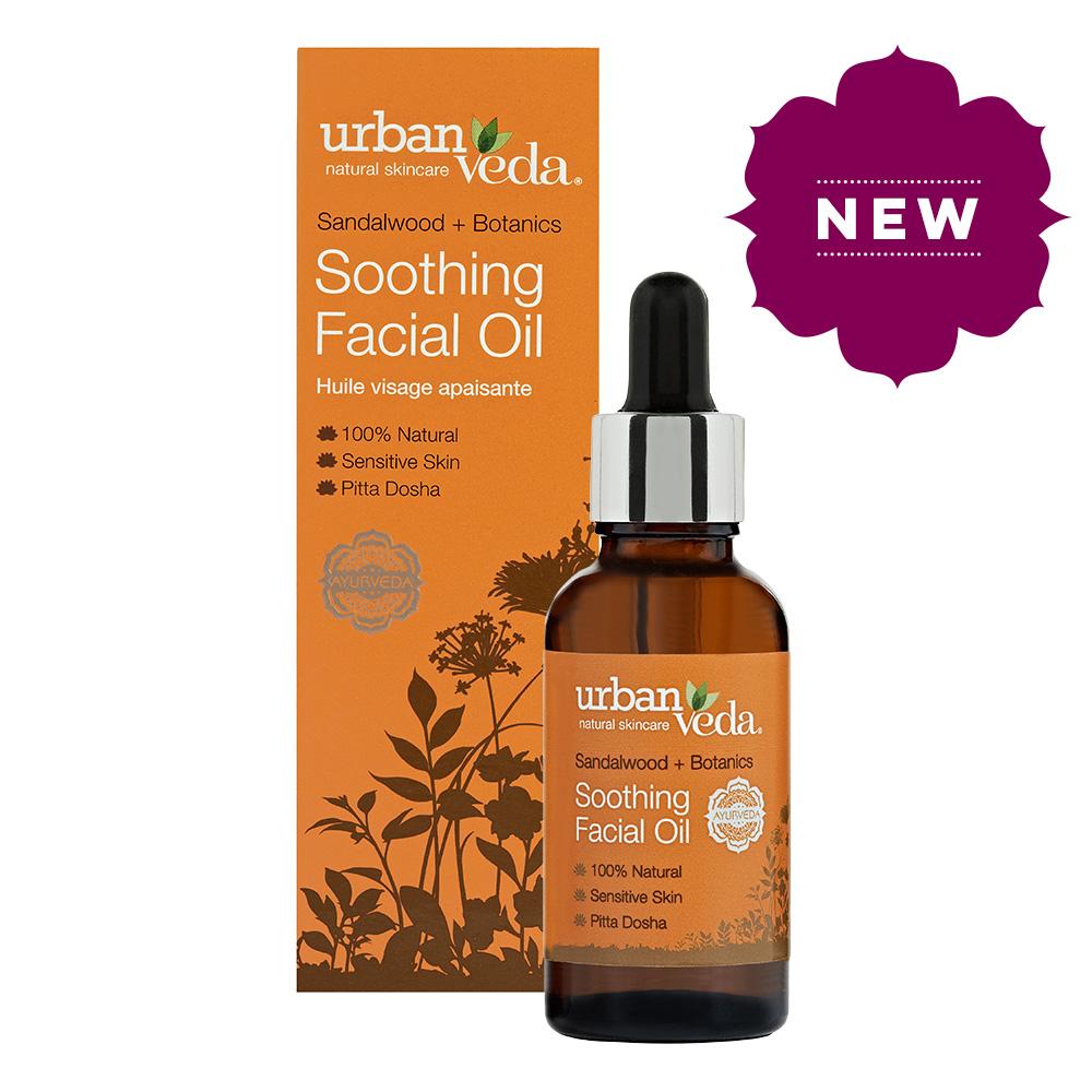 Urban Veda Soothing Facial Oil