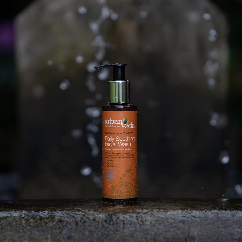 Image of Urban Veda Soothing Facial Wash