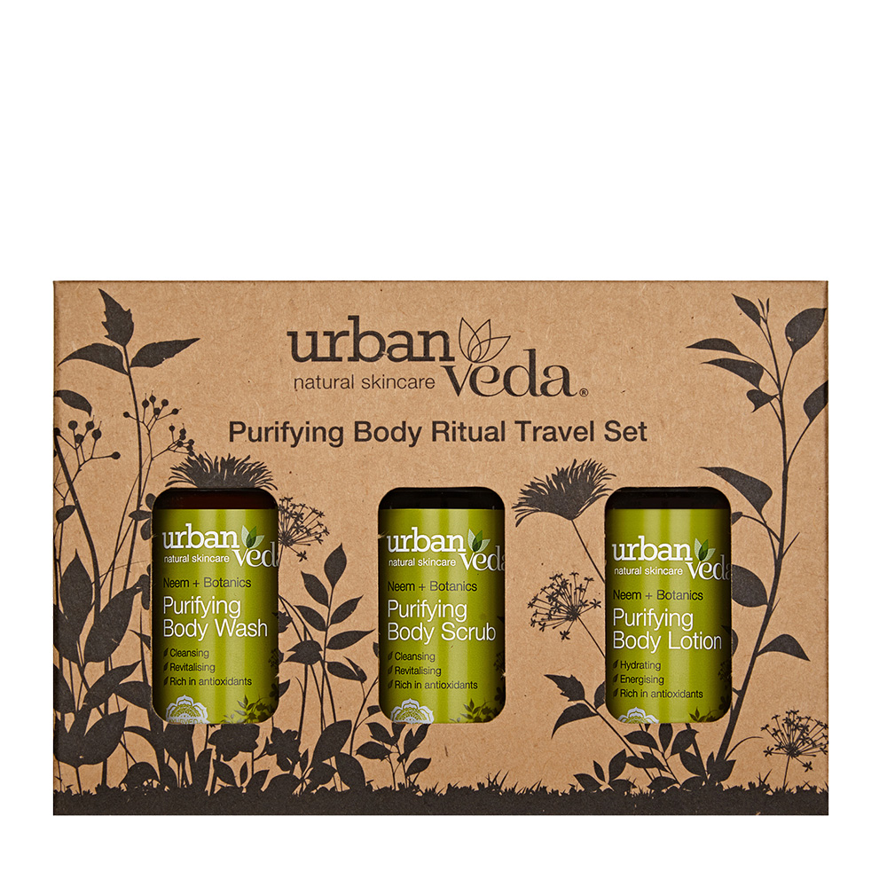 Purifying Body Ritual Travel Set