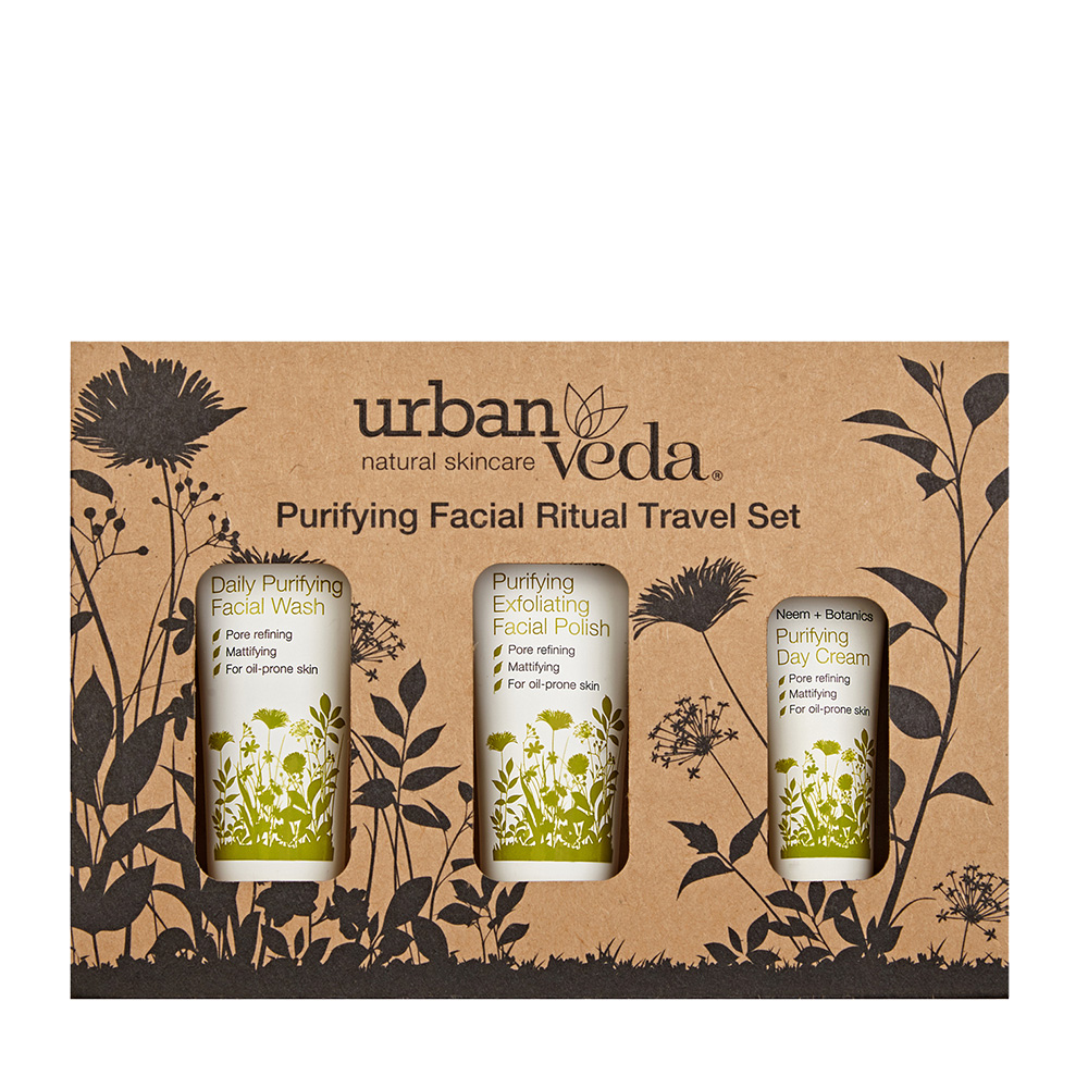 Purifying Facial Ritual Travel Set