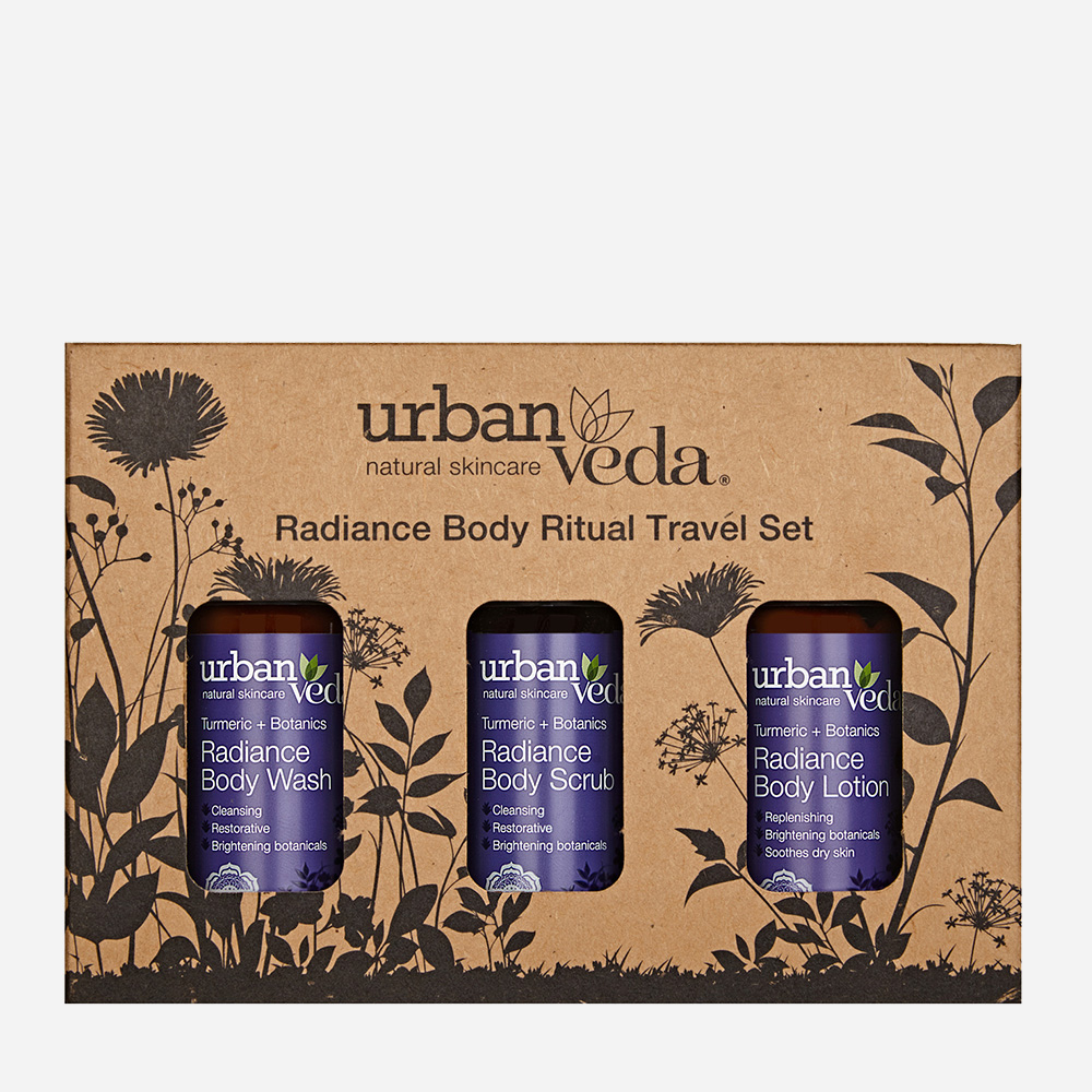 Radiance Body Ritual Travel Set