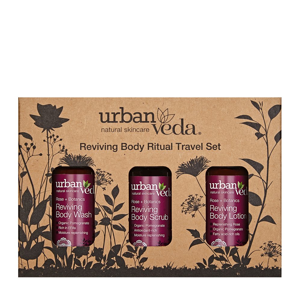 Reviving Body Ritual Travel Set