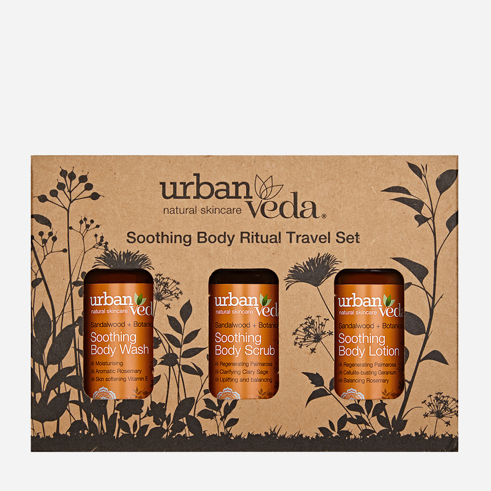 Soothing Body Ritual Travel Set