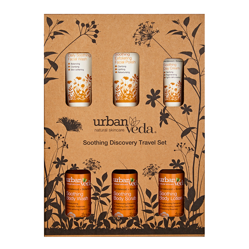 Soothing Discovery Travel Set