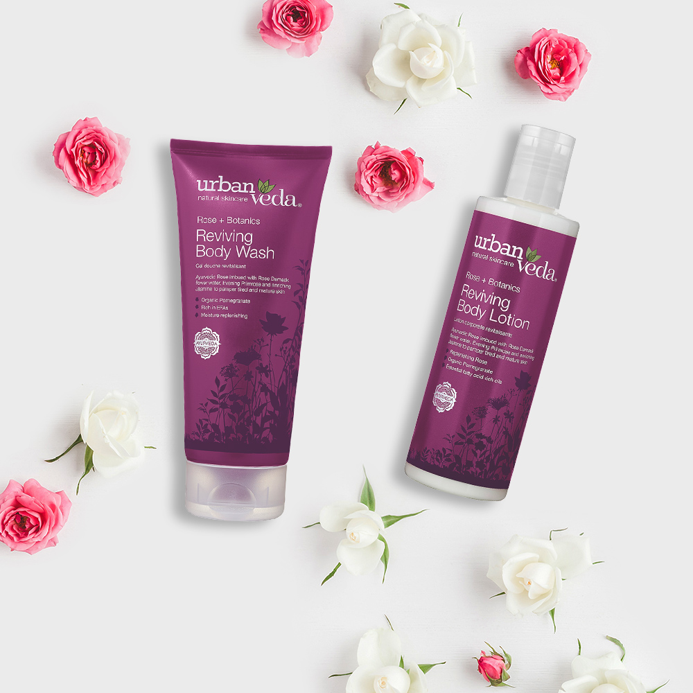 Image of Urban Veda Body Giftsets Body Ritual Reviving