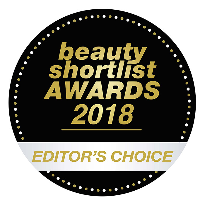 Beauty shortlist awards 2018 editors choice