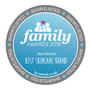 family awards 2018 best skincare brand