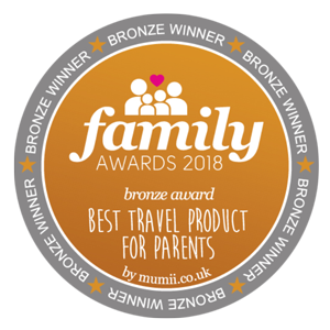 family awards 2018 best travel products for parents