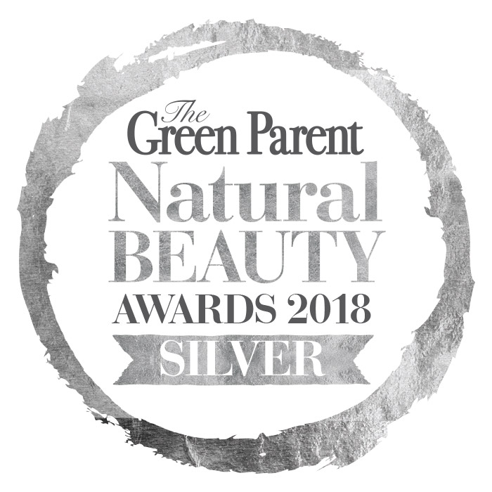 green parent natural beauty silver