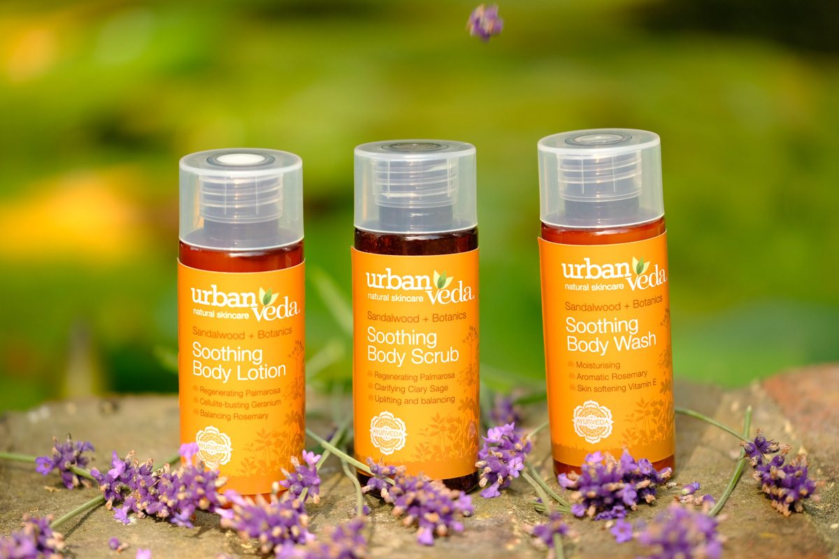 Soothing skincare