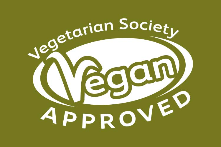Certified Vegan!