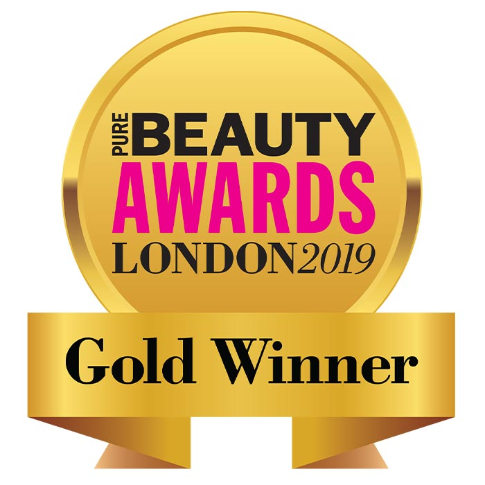 Image of Urban Veda Beauty Awards Gold Winner