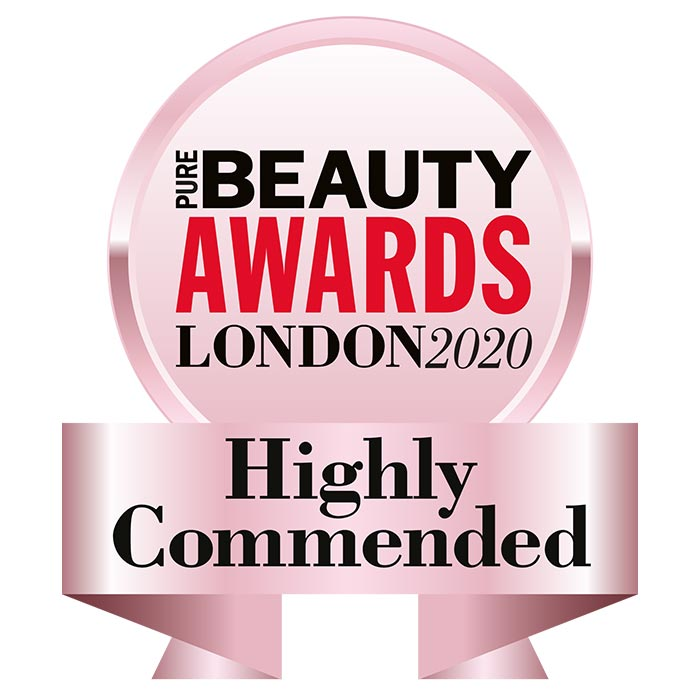 Image of London Beauty Awards Highly Commended