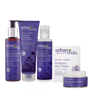 Image of Urban Veda Product Bundles Skincare Ritual Essentials Radiance