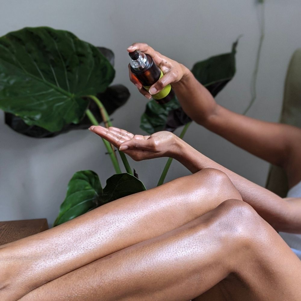 Urban Veda Product Home Banner Difference Between a Body Oil and Body Lotion 5