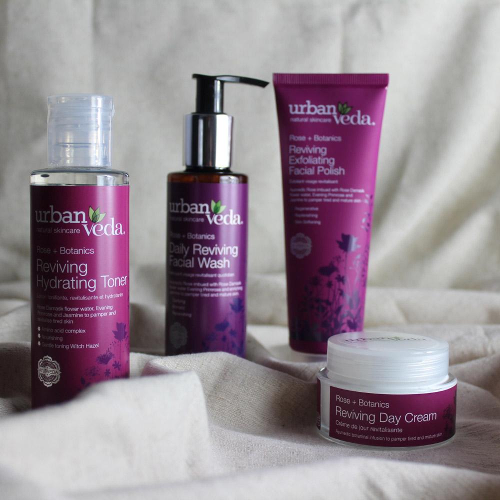 Urban Veda Reviving Body Wash 2