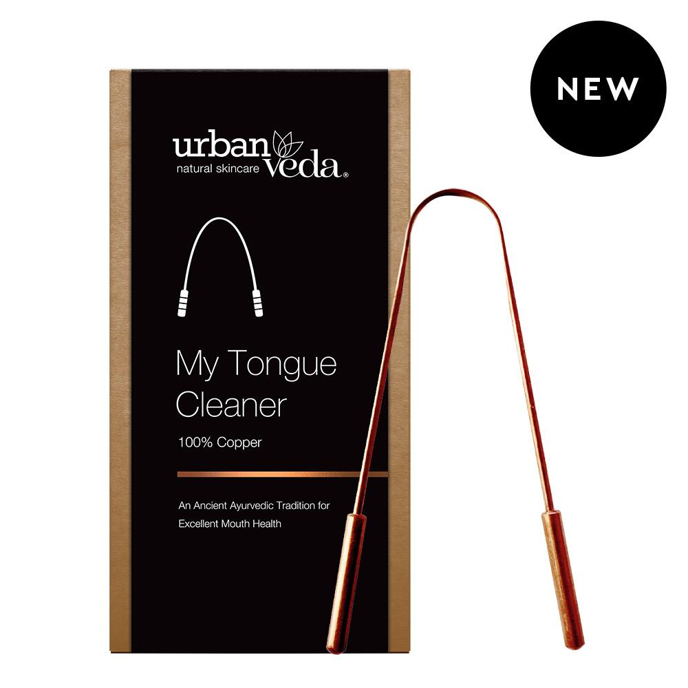 Urban Veda Ayurvedic Tongue Scraper