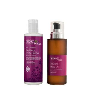Image of Urban Veda Product Bundles Spiritual Cleansing Reviving