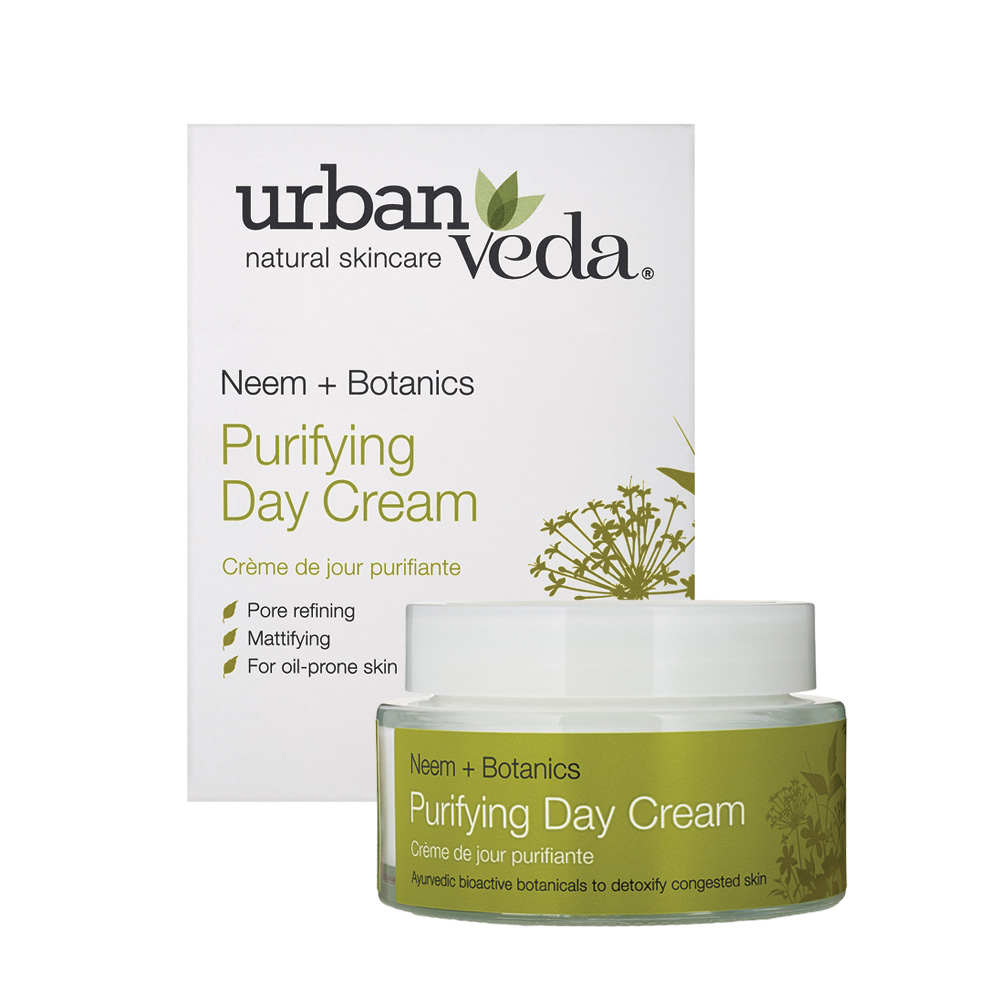 Urban Veda Purifying Day Cream