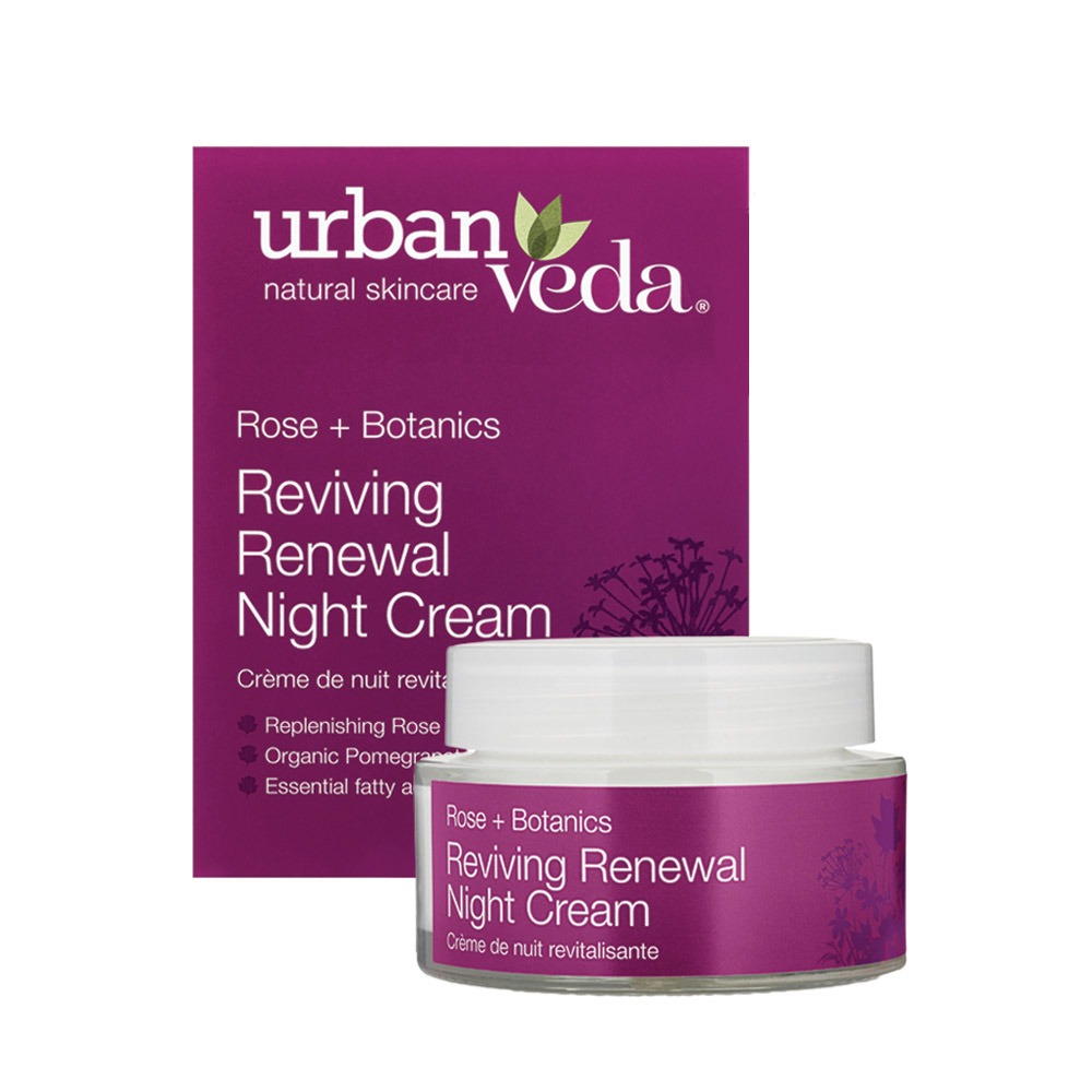Urban Veda Reviving Renewal Night Cream