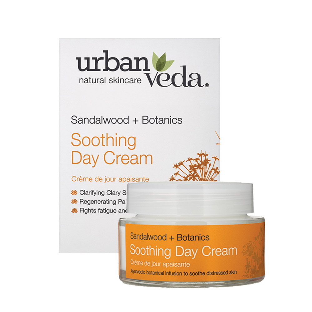 Urban Veda Soothing Day Cream