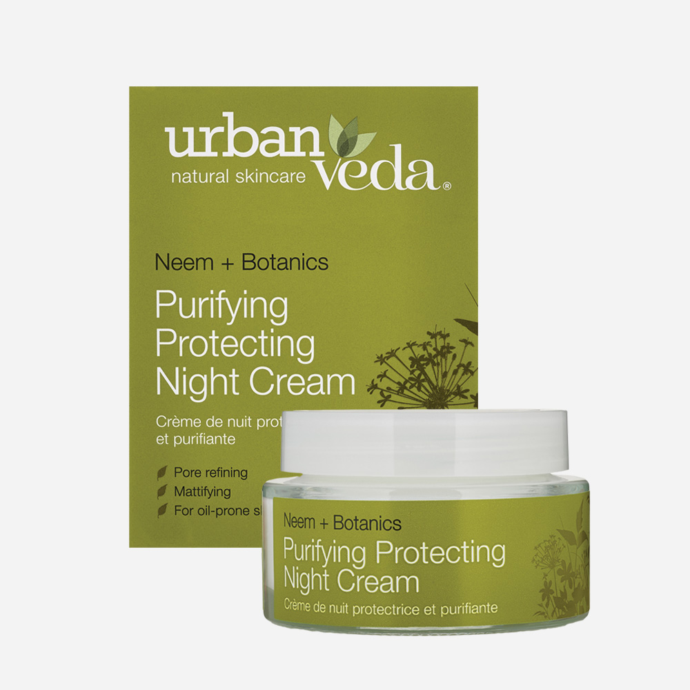 Purifying Protecting Night Cream